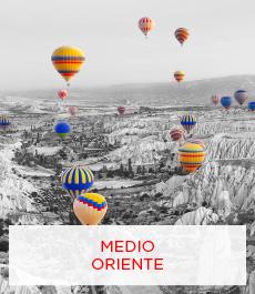 MEDITERRANEO Y MEDIO ORIENTE (Hasta Marzo 2017)