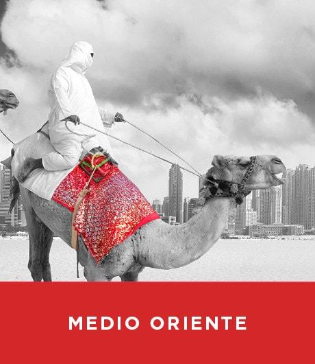 MEDITERRANEO Y MEDIO ORIENTE (Desde Abril 2017)