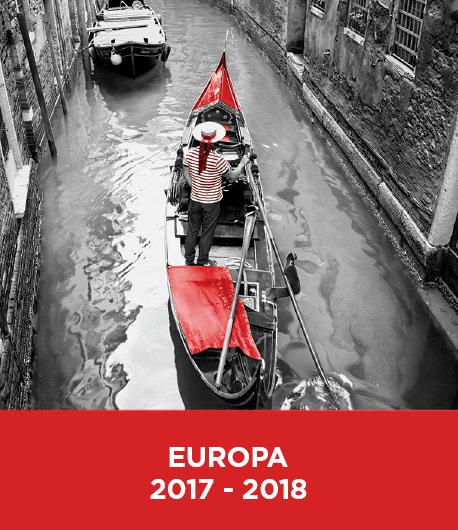 EUROPA (hasta Marzo 2018)