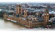 Agencia de viajes para Inglaterra en Uruguay