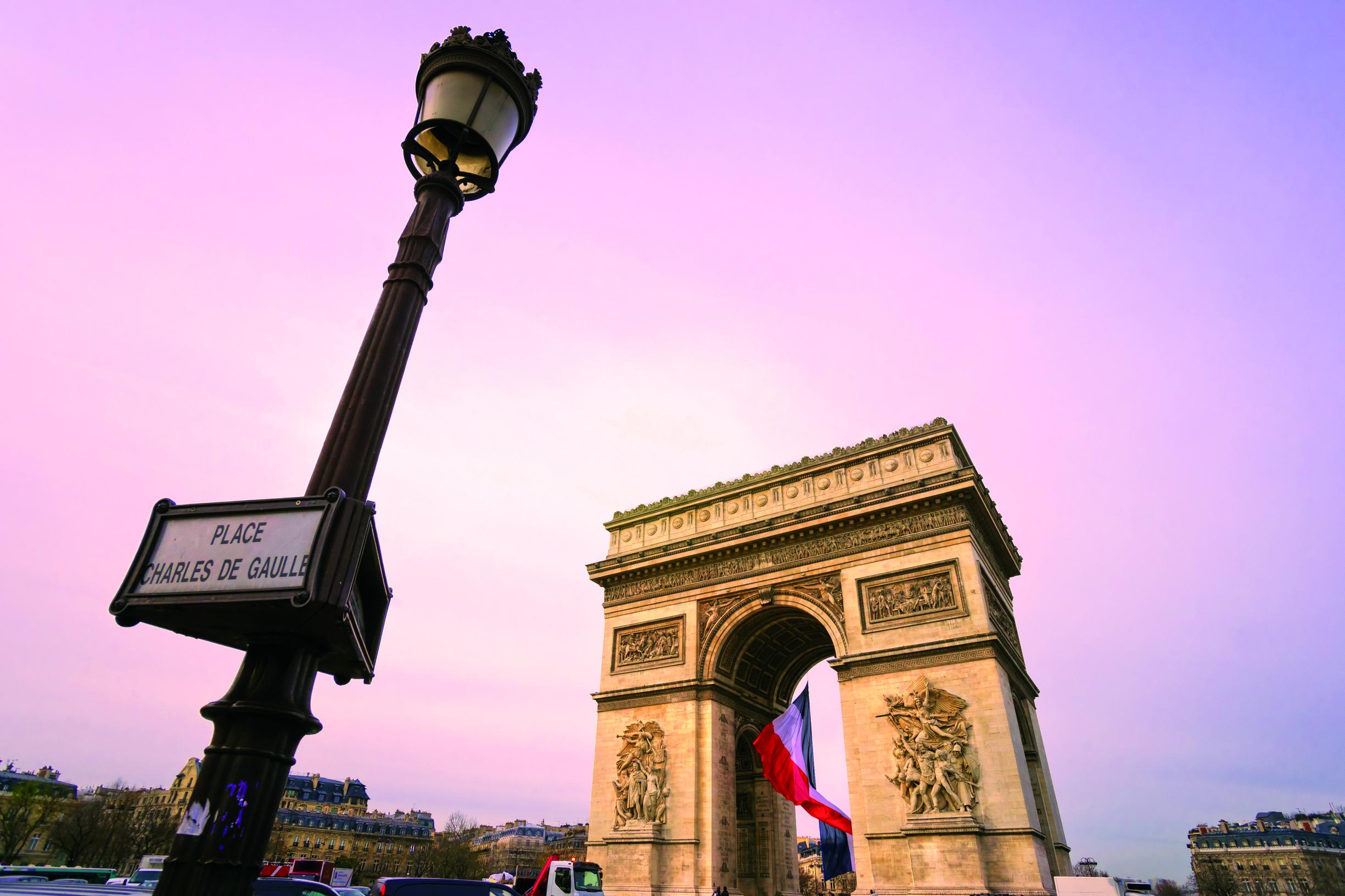 paris y el este europeo