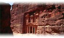 tesoros de jordania e israel