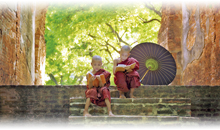 birmania, puerta al paraiso
