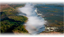 SUDÁFRICA EN RESERVA PRIVADA Y CATARATAS VICTORIA (ZAMBIA)