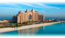 DUBAI EN ATLANTIS THE PALM