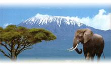 pinceladas de kenia, tanzania con mauricio