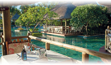 isla mauricio: hotel la pirogue resort & spa (garden bungalow) (ti)