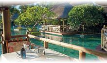 isla mauricio luna de miel: hotel la pirogue resort & spa (garden bungalow)