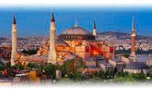 Ofertas de Hotel y Vuelo a Turquía desde México