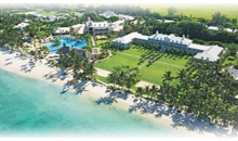 isla mauricio: hotel sugar beach golf & spa resort (beach-front villa) (pc)