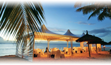 ISLA MAURICIO: HOTEL SUGAR BEACH GOLF & SPA RESORT (Beach-Front Villa) (TI)