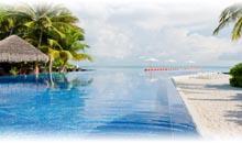 maldivas: hotel kuramathi (water villa jacuzzi) (ti básico)