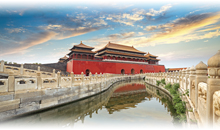 china imperial con estilo