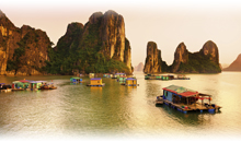 Agencia de viajes para Vietnam en Argentina