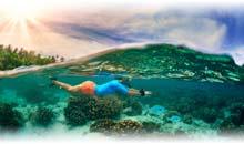 maldivas: hotel cocoon maldives (hab. lagoon villa) en ti