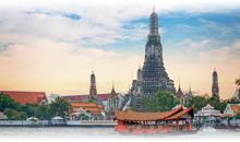 vietnã classico e sapa com bangkok