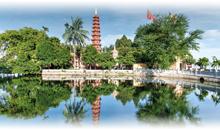 norte de vietnã, mai chau e camboja com bangkok