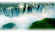 recuerdos de sudáfrica y cataratas victoria (zimbabwe)