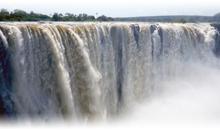 recuerdos de sudáfrica y cataratas victoria (zimbabwe) con chobe
