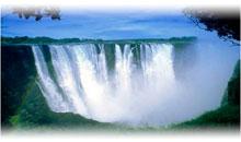 recuerdos de sudáfrica y cataratas victoria (zambia)