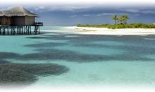 anantara veli especial navidad (deluxe overwater bungalow)