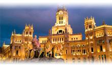 MADRID, PARÍS Y BERLÍN