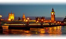 LONDRES, PARÍS, AMSTERDAM, BERLÍN, EL ESTE EUROPEO E ITALIA