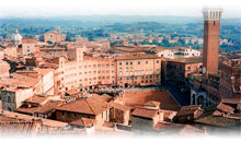 LAGOS ITALIANOS, TOSCANA Y ROMA