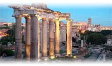 roma y el sur italiano