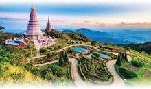 tailandia: triángulo de oro y phuket especial navidad (+ 1 noche final bangkok)