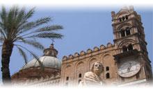 sicilia e italia monumental