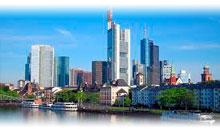 frankfurt, holanda y bélgica