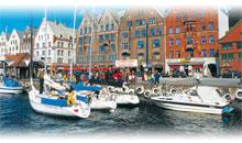 Planes Turisticos de México a Noruega 2019