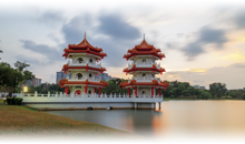 luna de miel tailandia, singapur y bali