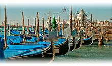 venecia y la ruta de los dolomitas