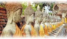 maravillas de tailandia