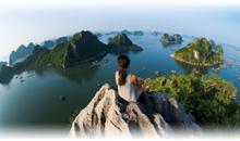 VIETNAM Y  CAMBOYA: CRUCERO Y PLAYA CON ESTILO