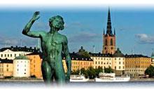 Planes de Viaje a Suecia desde Montevideo con Tiquetes Aereos