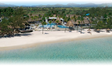 ISLA MAURICIO: HOTEL AMBRE RESORT & SPA (Deluxe Sea-Facing)