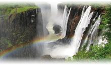 sudáfrica en reserva privada y cataratas victoria (zimbabwe) con chobe