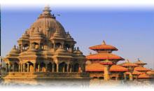 nepal, templos y safari
