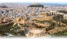 Planes de Viaje a Grecia desde  con Tiquetes Aereos