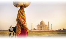 Paquetes Vacacionales para India Vuelo y Hotel Incluido