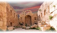 jordânia: romano e nabateus (guias em português)