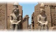 egipto con crucero 3 dias en el nilo