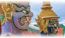 Planes de Viaje a Tailandia desde Monterrey con Tiquetes Aereos