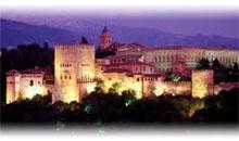 granada y costa mediterránea con barcelona y madrid