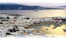 grecia clasica con mykonos y santorini (fin en santorini)