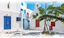 grecia: gran circuito griego con mykonos y santorini (fin en santorini)