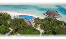 maldivas: hotel anantara dhigu (sunrise beach villa) (pc)